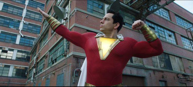 Imagen: Escena de la película Shazam