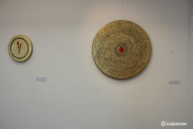 Imagen: Exposición de Josep Pedrós i Ginestar en la Casa del Cable