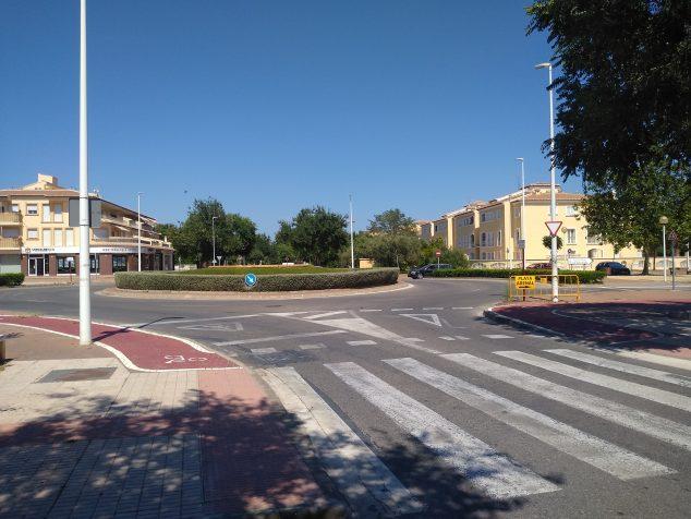 Image: Manque de signalisation à l'intersection vers Duanes