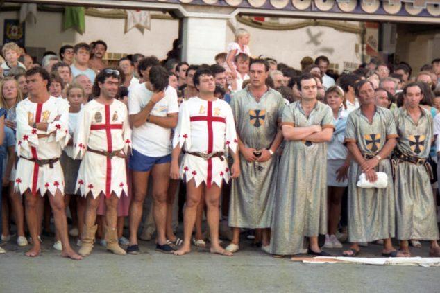 Imagen: Filà Ballesters y Trabuquers