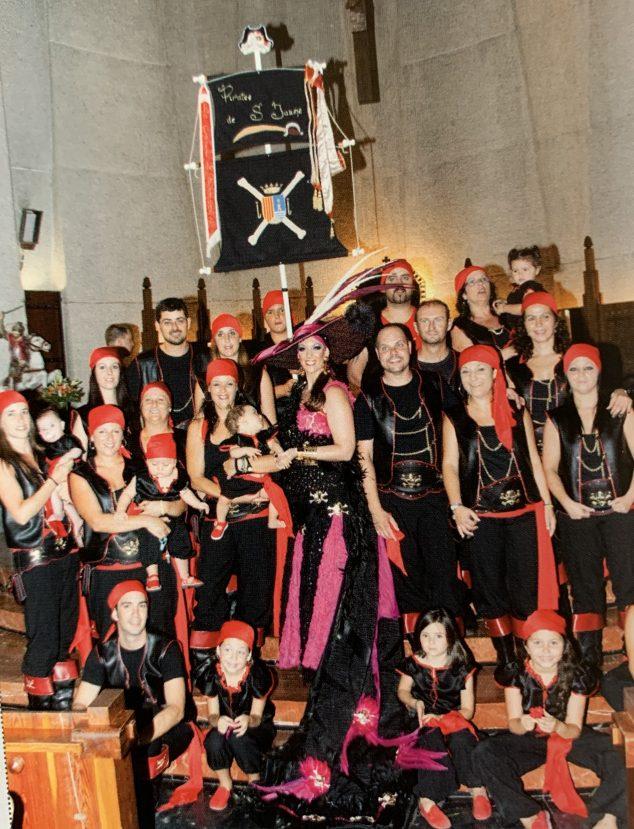 Imagen: Filà Pirates de Sant Jaume