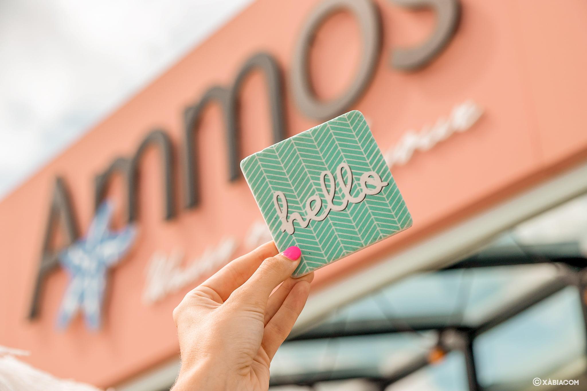 Restaurante Ammos dice «Hola» y se convierte en franquicia