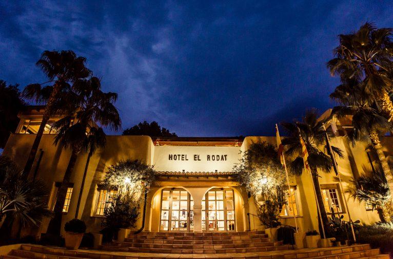 Holidays in the Javea - Hotel El Rodat