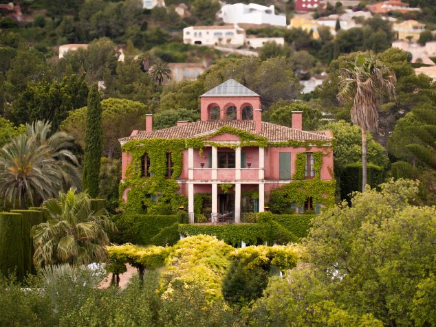 Imagen: Jardín de l'Albarda