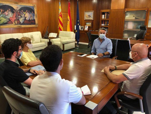 Imagen: Junta de portavoces