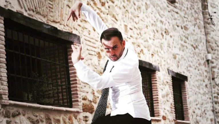 El bailarín y profesor Miguel Ángel Bolo - Centro Deportivo Dénia