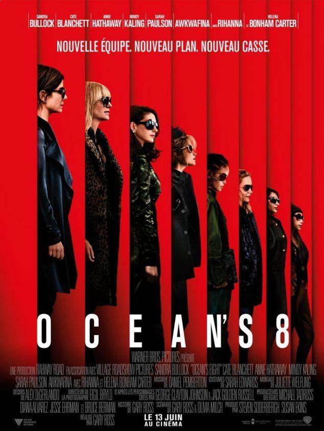 Imagen: Ocean's 8