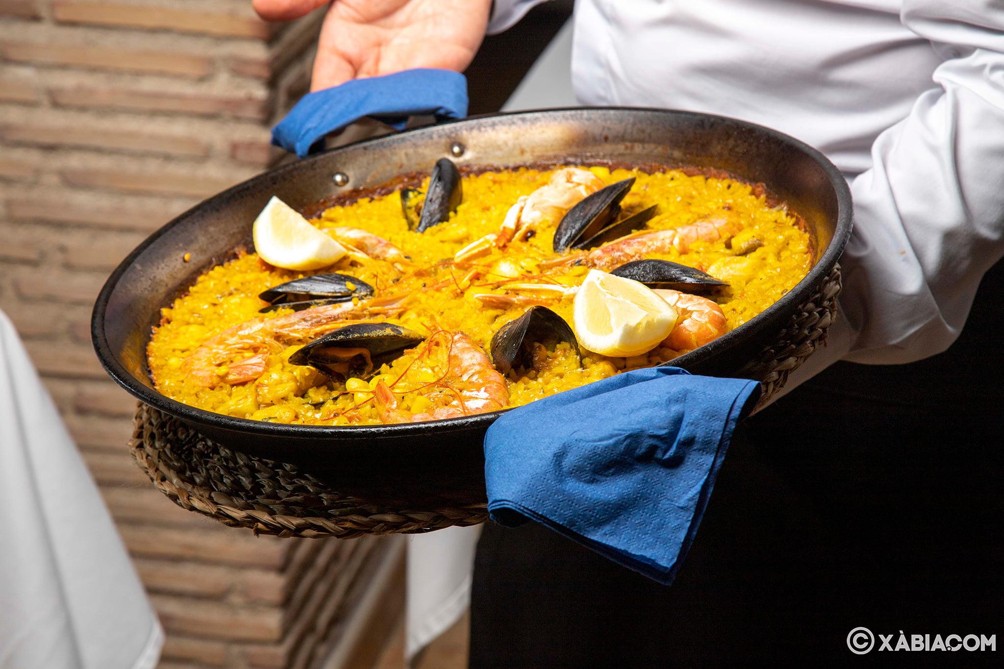 Paellas para llevar en Jávea – Restaurante Canali