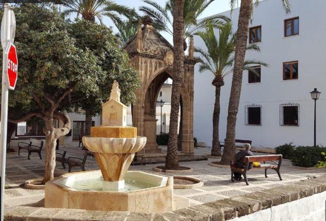 Imagen: Plaza de Loreto