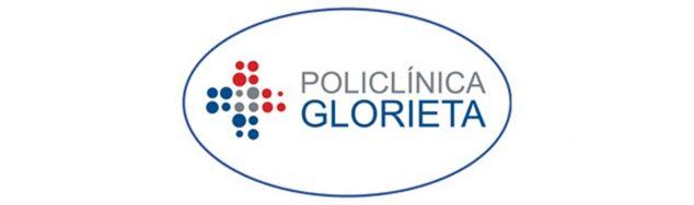 Imagen: Logotipo de Policlínica Glorieta