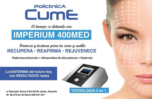 Imagen: Recupera la firmeza de tu piel - Policlínica CUME