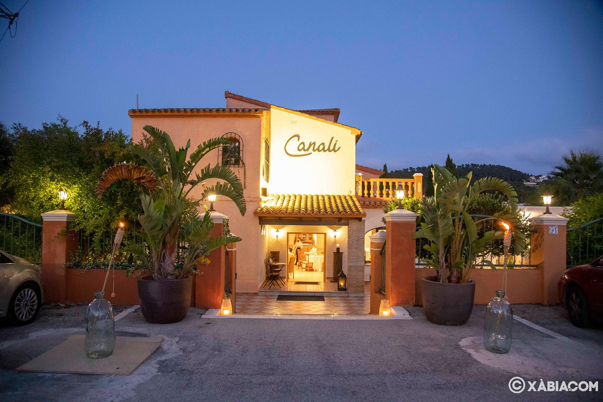 Restaurante en Jávea – Restaurante Canali