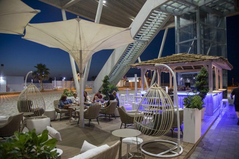 Terraza para tomar copas en Dénia - Pa Picar Algo