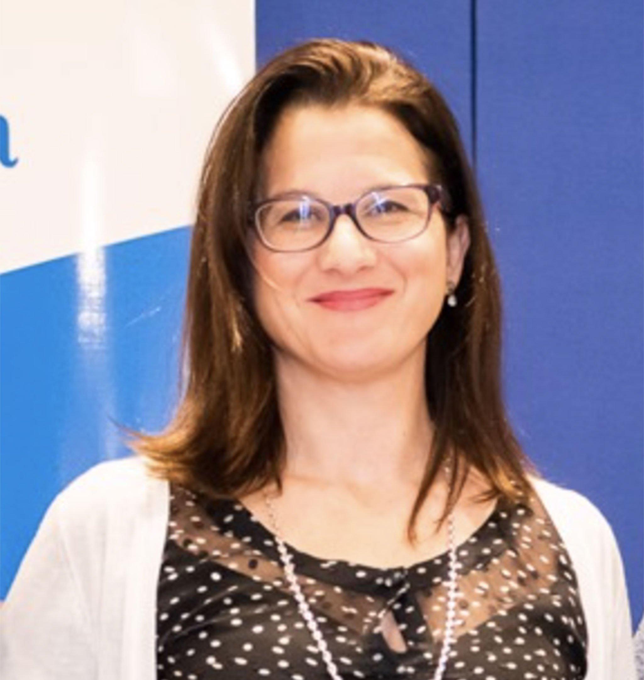 Verónica Deambrogio, directora de la Escuela de Jóvenes Emprendedores Marina Alta, en una imagen reciente