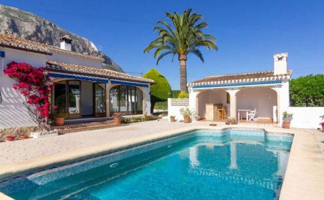 Imatge: Villa en venda a Xàbia a la falda del Montgó - MORAGUESPONS Mediterranean Houses