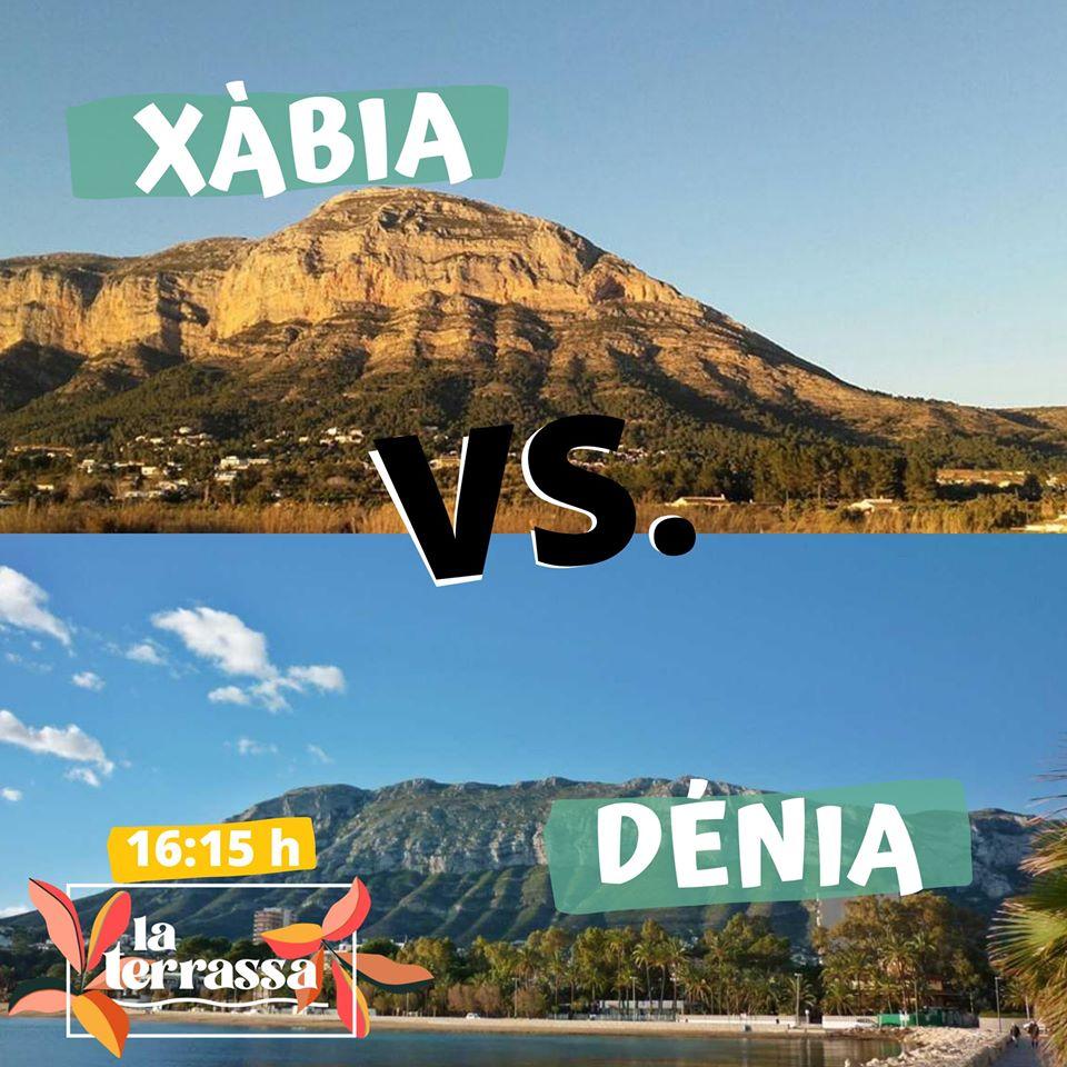 Xàbia vs Dénia