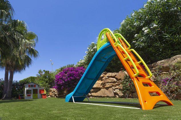 Imagen: Zona infantil en una casa de vacaciones para diez personas en Jávea - MMC Property Services
