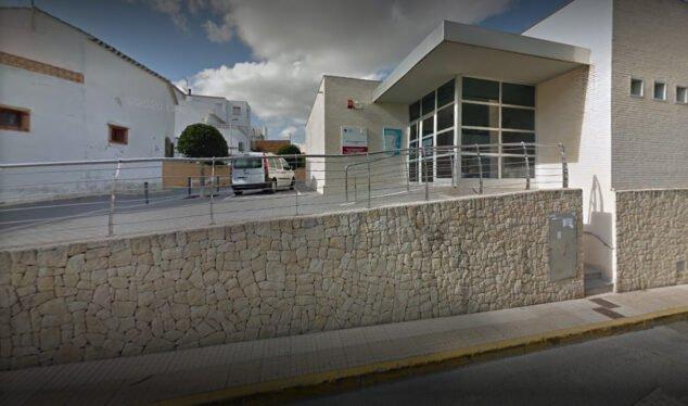 Imagen: Centro de salud de El Poble Nou de Benitatxell
