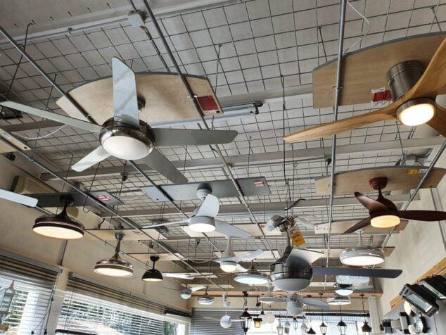 Imagen: Conjunto ventiladores Vimaluz