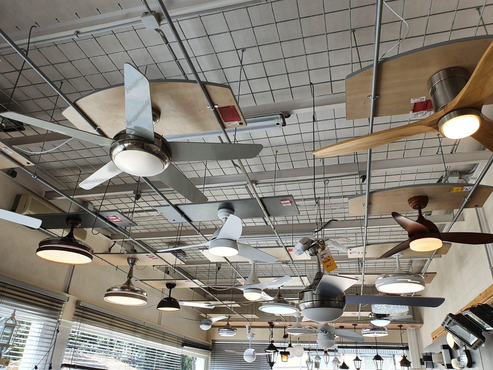 Conjunto ventiladores Vimaluz
