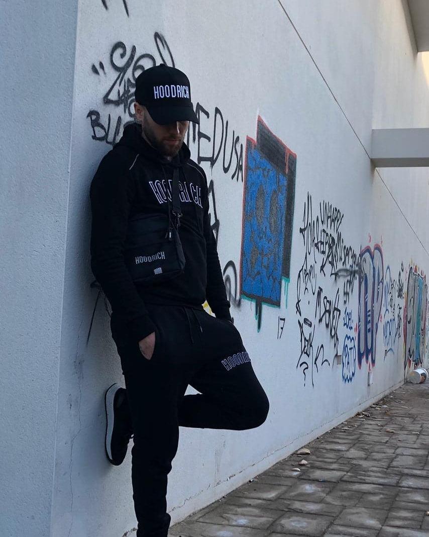 El rapero Gullypabs