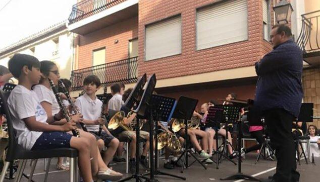 Imagen: Escuela de Música del Poble Nou de Benitatxell