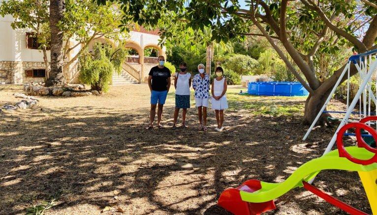 Escuela de verano para personas con TEA en Xàbia