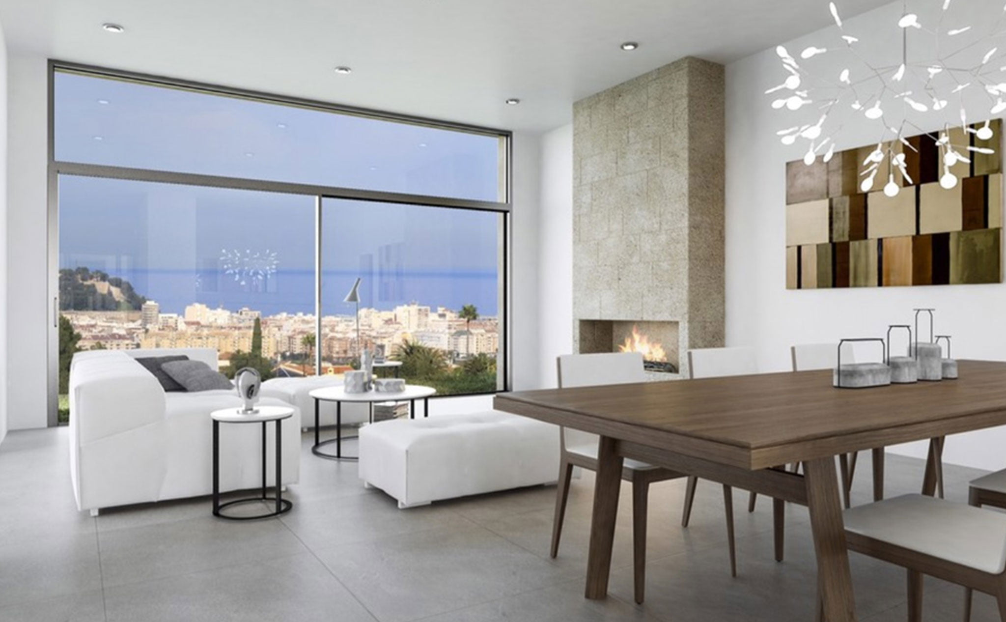 Interior de 'Casa Diana' – Lucas Graf Projects