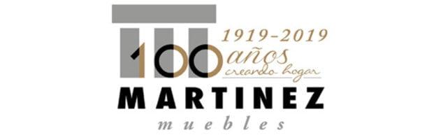 Imagen: Logotipo de Muebles Martínez