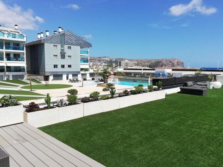 Playa Arenal Vacaciones en Jávea - Aguila Rent a Villa