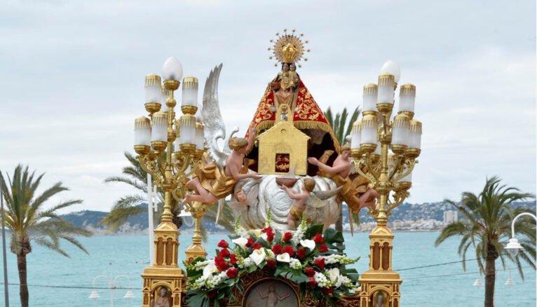 Portada Donación de Sangre Extraordinaria Mare de Déu de Loreto 2020 copia