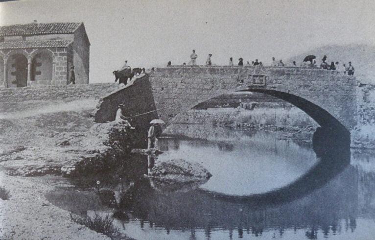 Puente de Triana de 1861