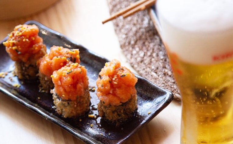 Sushi delivery at home for Xàbia and numerous towns in the region - Taberna Sushiber