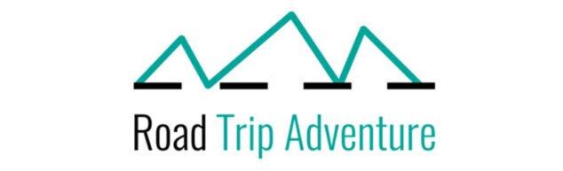 Imagen: road-trip-adventure-logotipo
