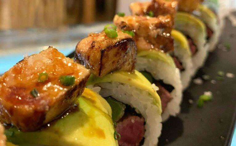 """Sushi """"Montgó"""" - Taberna Sushiber"""