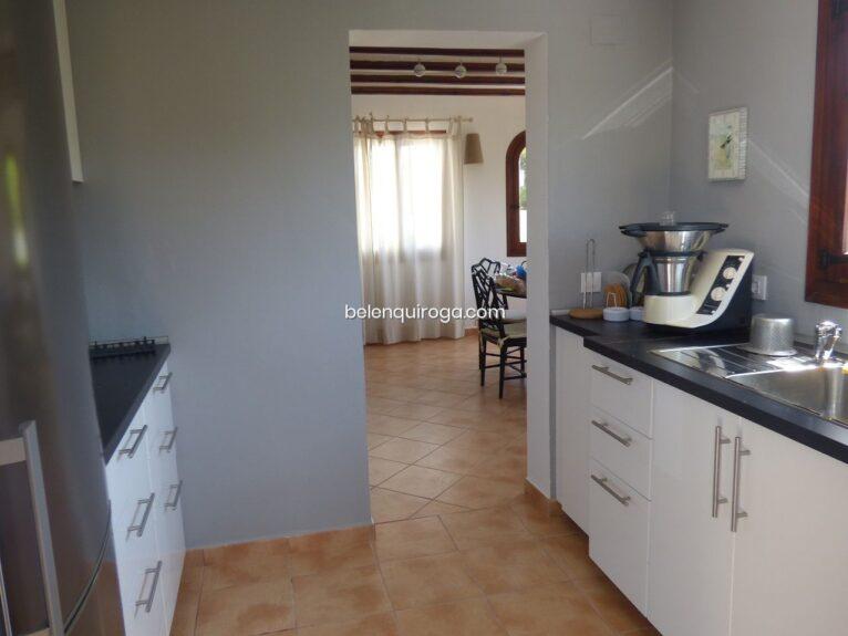 Villa reformada - Inmobiliaria Belen Quiroga