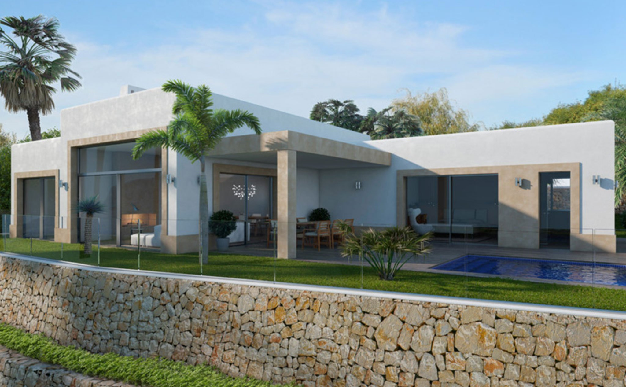 Vivienda unifamiliar 'Casa Diana' – Lucas Graf Projects