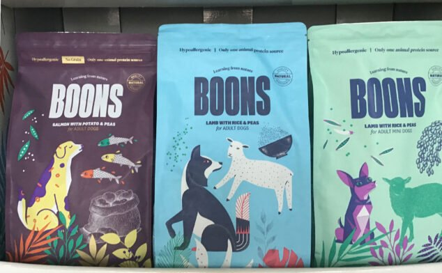 Imagen: Pienso hipoalergénico con ingredientes naturales - Santi Mas-Servicios para mascotas
