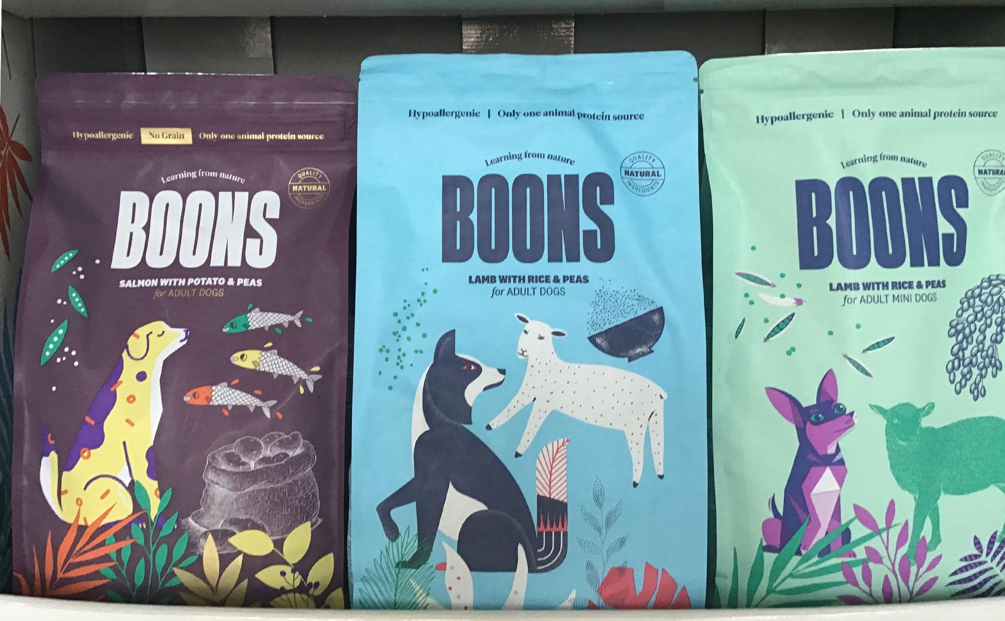 Pienso hipoalergénico con ingredientes naturales – Santi Mas-Servicios para mascotas