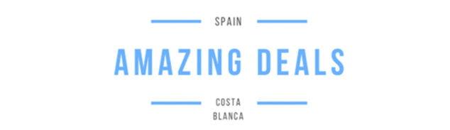 Imagen: Logotipo de Amazing Deals Costa Blanca