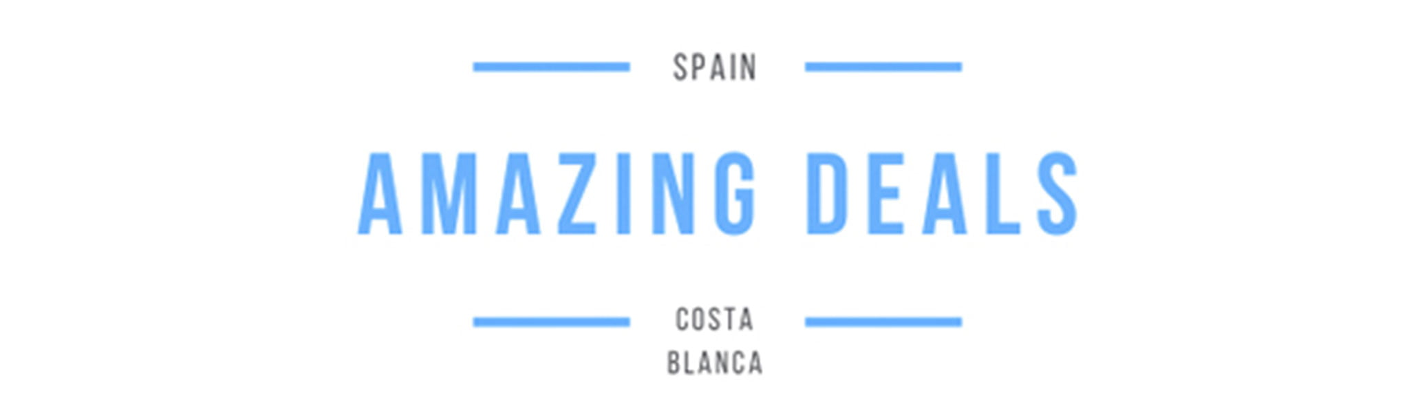 Logotipo de Amazing Deals Costa Blanca