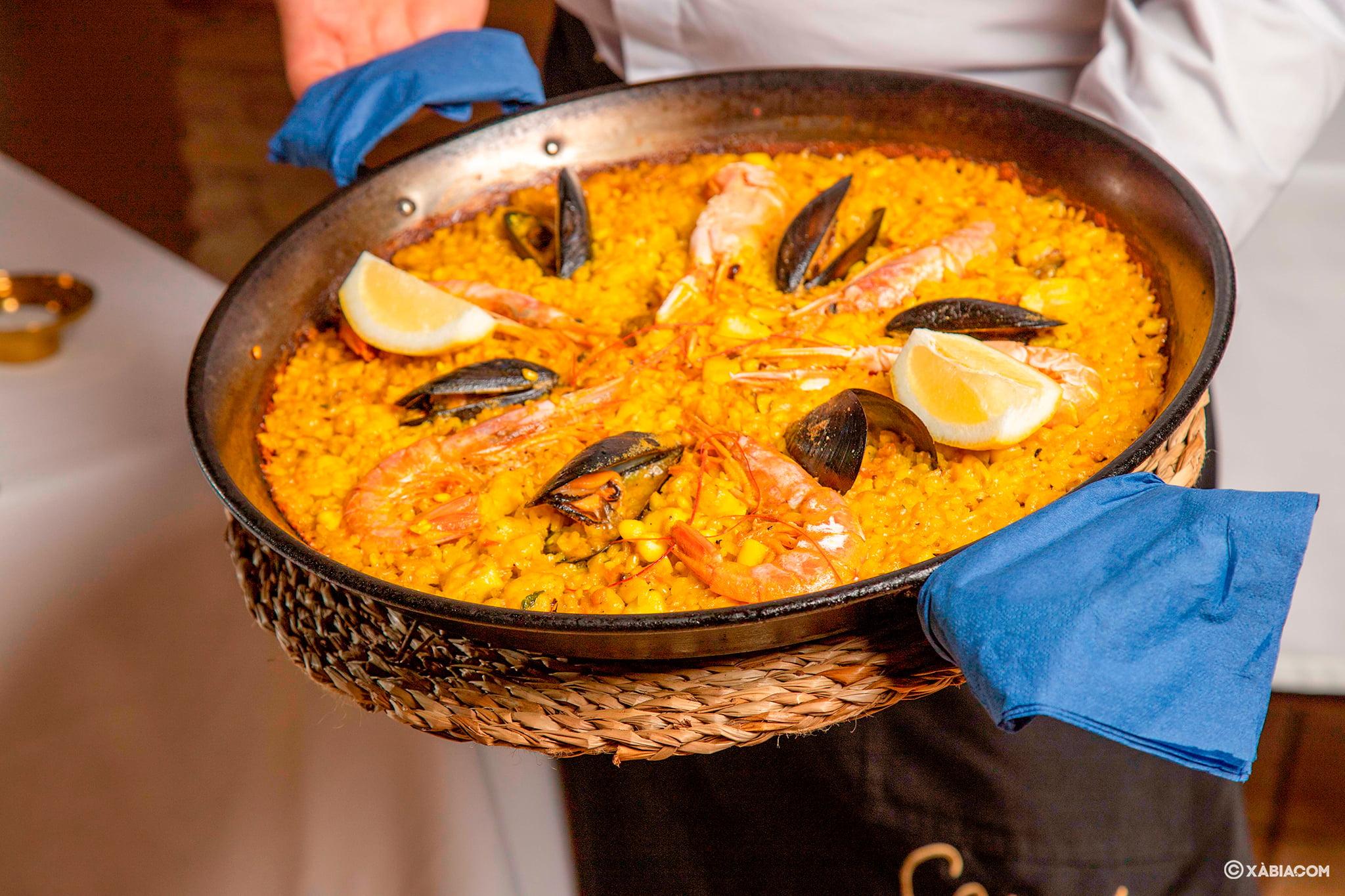Comer arroz en Jávea – Restaurante Canali