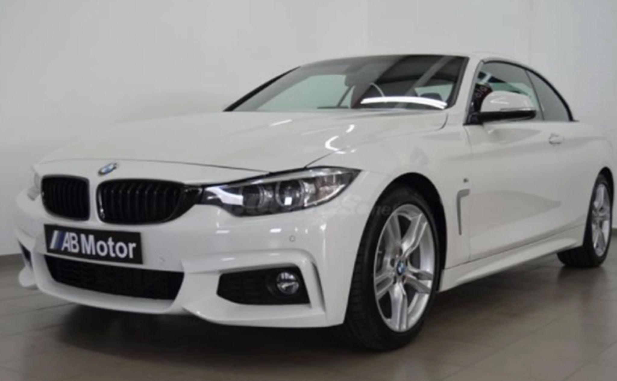 BMW Serie 4 – AB Motor