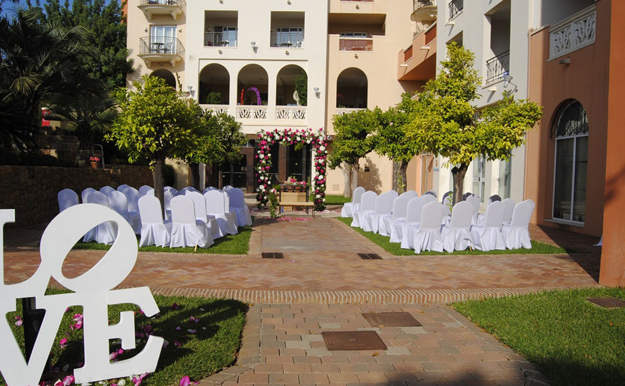 Bodas en Jávea –  Hotel Dénia Marriott La Sella Golf Resort & Spa
