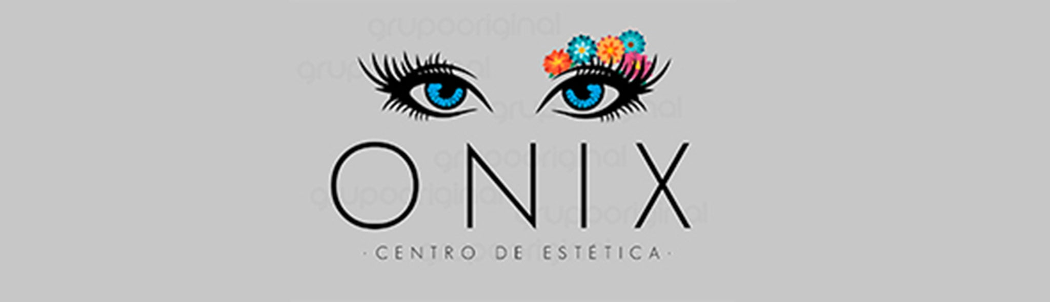 Logotipo de Centro de Estética ONIX