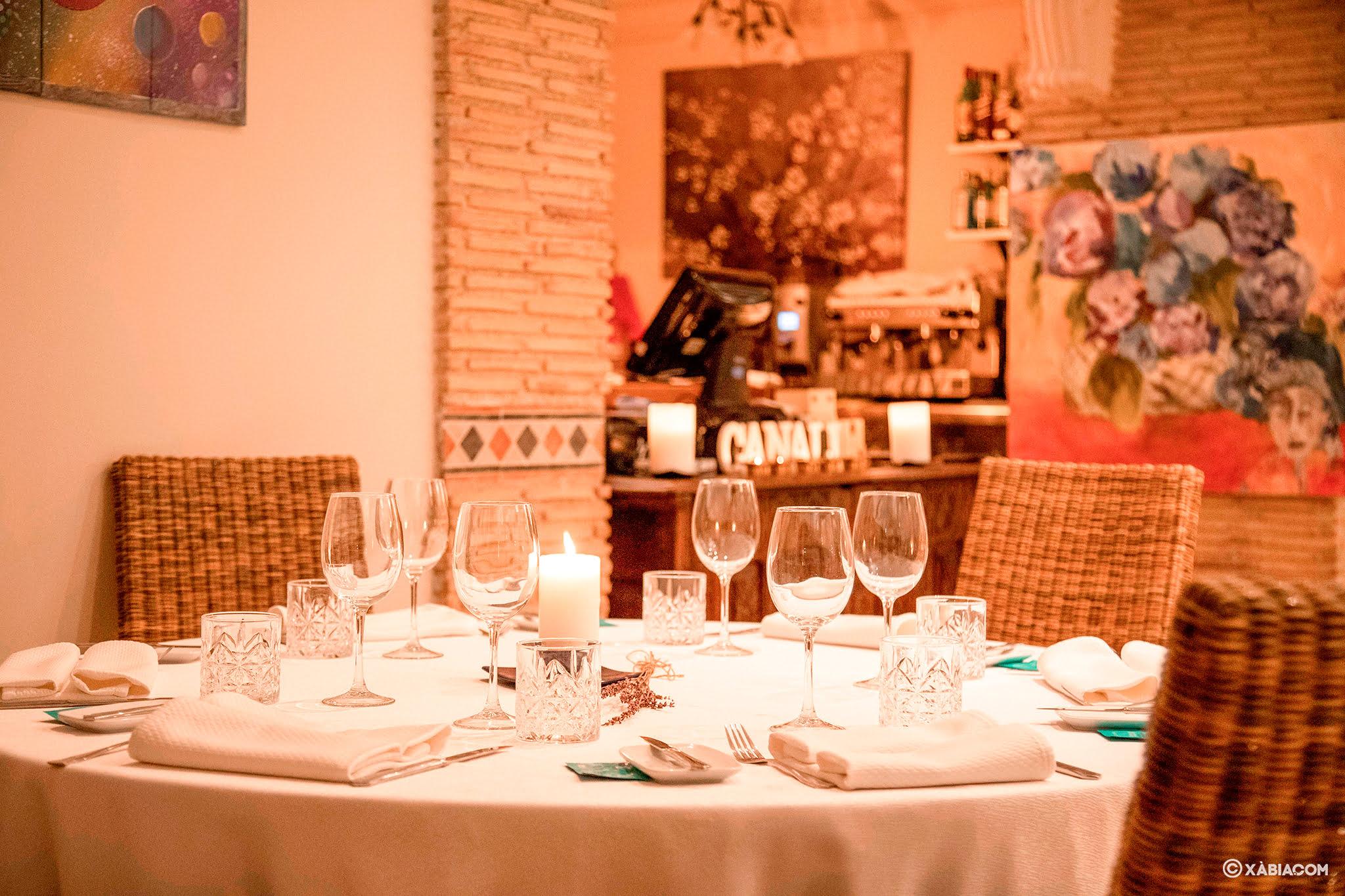 Comer en Jávea – Restaurante Canali