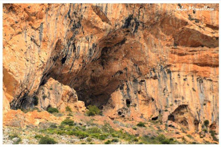 Cova del Montgó de Xàbia (Foto: Xàbia Meravellosa)
