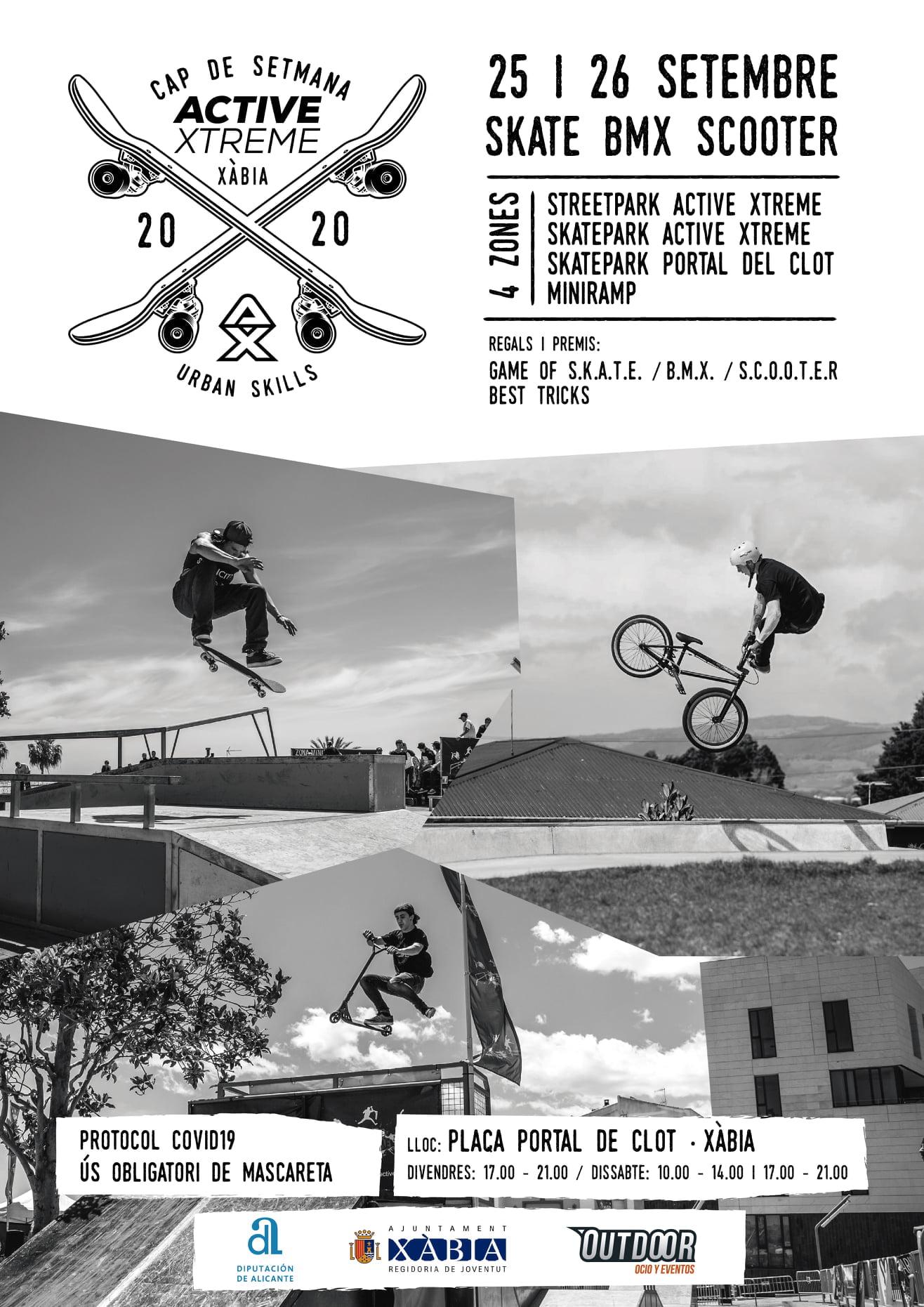 Exhibición de Skate BMX