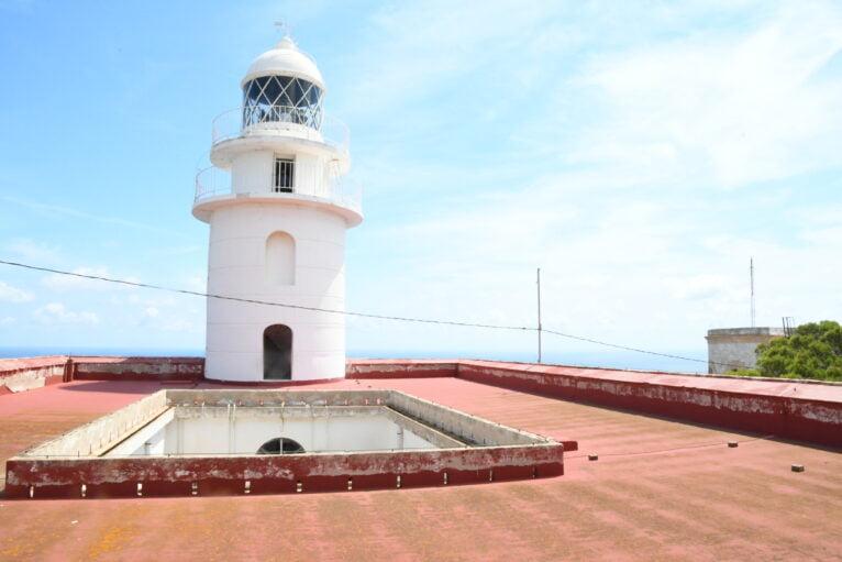 Faro del Cabo San Antonio