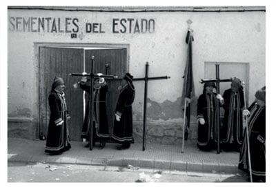 Fotografía de la exposición 'Oremus' de Xavier Ferrer